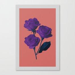 Les Fleurs du Mal Canvas Print
