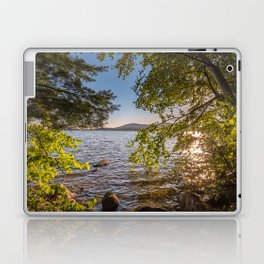 Secret Place By The Lake Laptop & iPad Skin