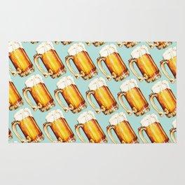Beer Pattern Rug