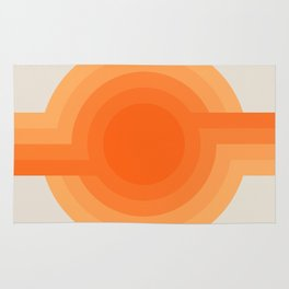 Sunspot -  Creamsicle Rug