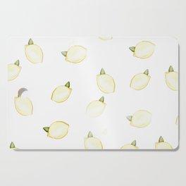 Lemony Cutting Board