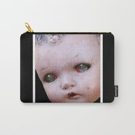 Red-Eyed Mentalembellisher Halloween Doll Carry-All Pouch