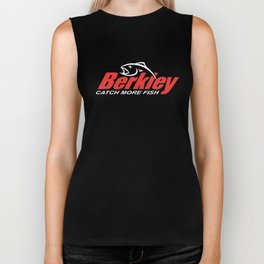 BERKLEY Fishing Logo Spinners Crankbaits LOVER FISHING Biker Tank