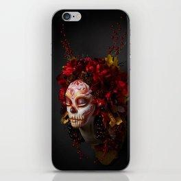 Crimson Havest Muertita iPhone Skin