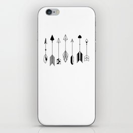Be Brave Little Arrow iPhone Skin