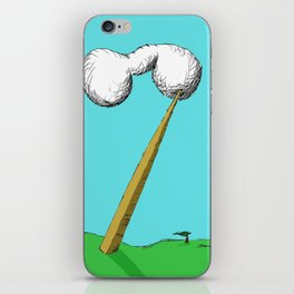 Landscape of my dreams-2 iPhone Skin
