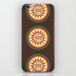Pinball Points iPhone Skin