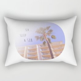 Sea... Sleep & Sun Rectangular Pillow