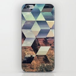syylvya rrkk iPhone Skin