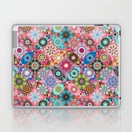Moroccan bazaar   pink Laptop & iPad Skin
