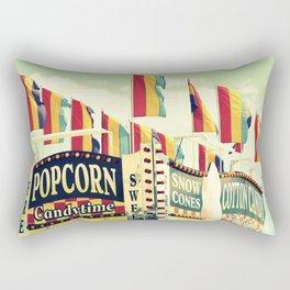 Popcorn Candytime Rectangular Pillow