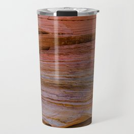 Colorful Sandstone, Valley of Fire - IIa Travel Mug