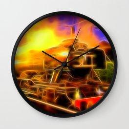 The Flying Scotsman Wall Clock