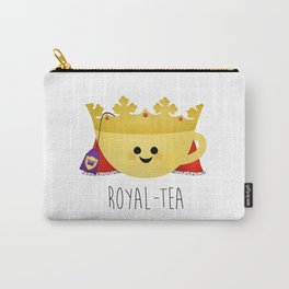 Royal-tea Carry-All Pouch