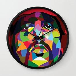 Schoolboy Q Pop Art Wall Clock
