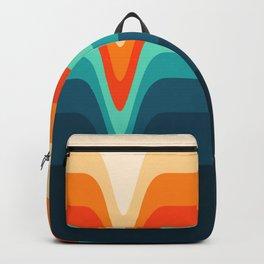 Retro Verve Backpack