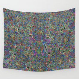 UnEarthly Alien Wall Tapestry