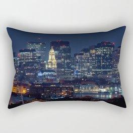 Old Customs House Rectangular Pillow