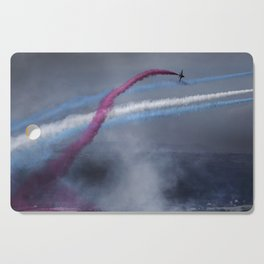 The Red Arrows - Newcastle, Northern Ireland Cutting Board
