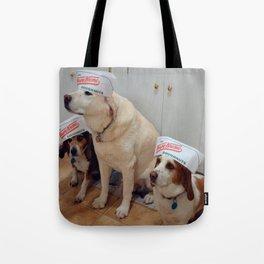 DoughnutDogs Tote Bag