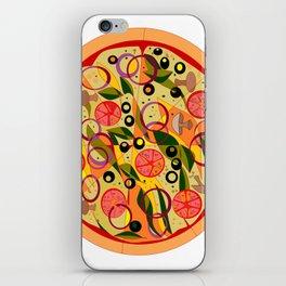 A Veggie Pizza, my Favorite iPhone Skin