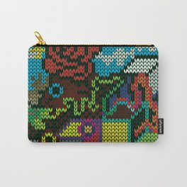 colorful rosedeer Carry-All Pouch