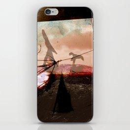 NORTH WALK iPhone Skin