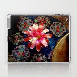 Cactus Flower By Design Laptop & iPad Skin