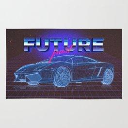 FUTURE past Rug