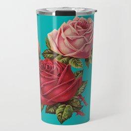Floral Pop Travel Mug