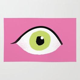 eye liner open Rug