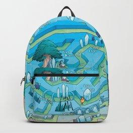 Land of I AM - Map Backpack