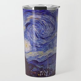 Vincent Van Gogh Starry Night Travel Mug