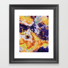 Salek Framed Art Print