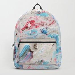 Marble Pattern-v1 Backpack