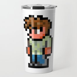 Terraria The Guide 8 Bit Travel Mug