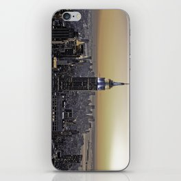 NYC City Scape - New York Photography iPhone Skin