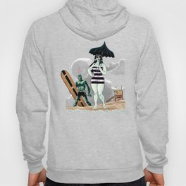 Goth's Day Out (shirt) Hoody