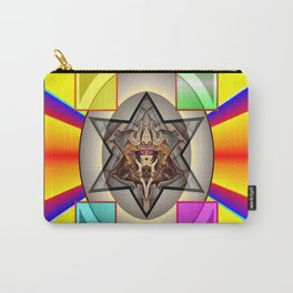 Radiating Light* Carry-All Pouch