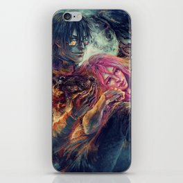Everybody wants to rule the world iPhone Skin
