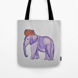 stylish elephant Tote Bag