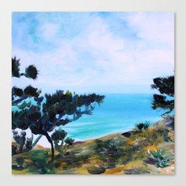 Fine, Fine Torrey Pine Canvas Print