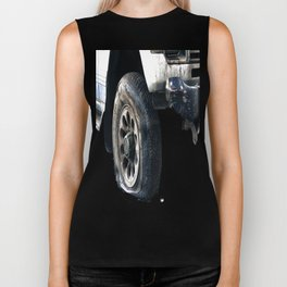 Flat Tire! Biker Tank