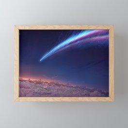 Your Name. Framed Mini Art Print