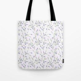 Pink Lavender & Thyme Tote Bag