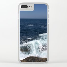 Clovelly Beach, NSW, Australia Clear iPhone Case