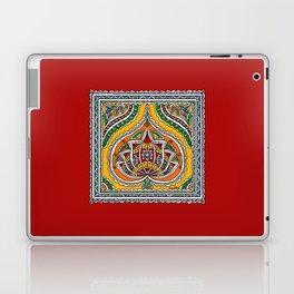 Lotus on Paan Laptop & iPad Skin