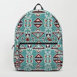 Native American Navajo pattern Backpack