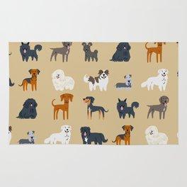 EASTERN EUROPEAN DOGS Rug