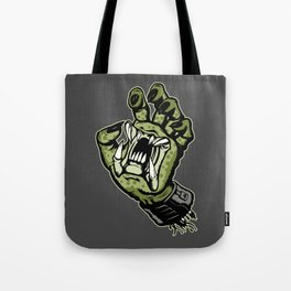If it skates, we can kill it! Tote Bag